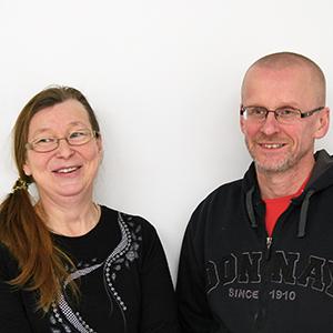Ari-Pekka ja Ritva Mansikkasalo